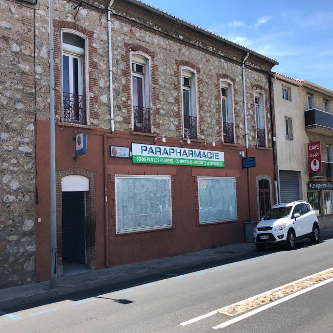 Offres de vente Immeuble Saint-Laurent-de-la-Salanque (66250)