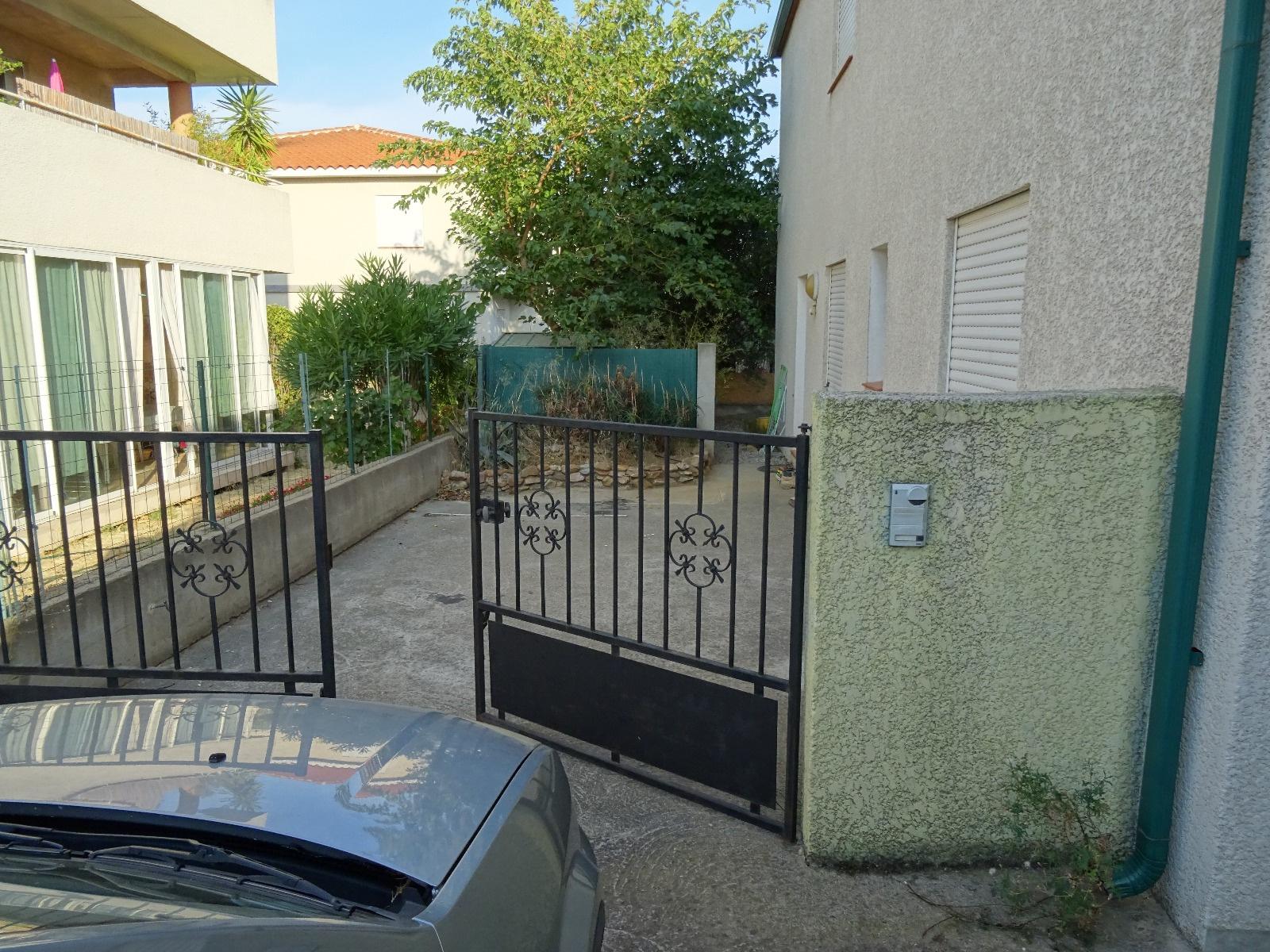 Vente appartement t3 rdc jardin perpignan sud - Jardin en pente photos perpignan ...